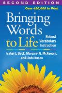 Bringing Words to Life, Second Edition Pdf/ePub eBook