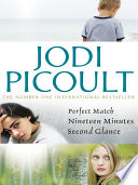 Jodi Picoult bundle: Nineteen Minutes; Perfect Match; Second Glance