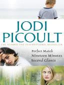 Pdf Jodi Picoult bundle: Nineteen Minutes; Perfect Match; Second Glance