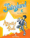 Fairyland 6 Activity Book Z Plyta DVD