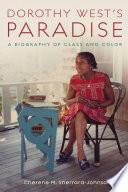 Dorothy West s Paradise