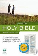 Find Hope: NIV VerseLight Bible