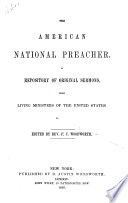 The National Preacher and Village Pulpit Book