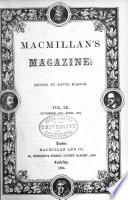 Macmillan s Magazine Book
