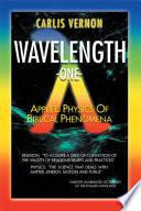 Wavelength One Book PDF