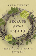 Because of This I Rejoice Book PDF