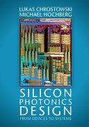Silicon Photonics Design