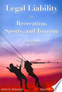 Legal Liability in Recreation, Sports, and Tourism