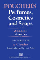 Poucher   s Perfumes  Cosmetics and Soaps