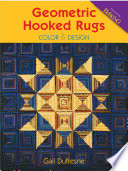 Geometric Hooked Rugs Book