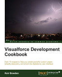 Visualforce Development Cookbook