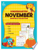 November Monthly Collection  Grade K