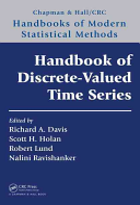 Handbook of Discrete Valued Time Series
