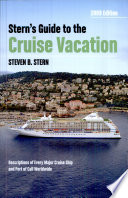 Stern s Guide to the Cruise Vacation 2009 Book