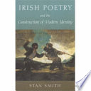 Irish poetry and the construction of modern identity