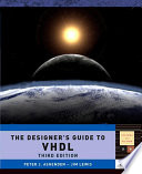 The Designer s Guide to VHDL Book