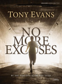 No More Excuses Bible Study Book