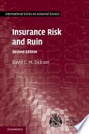 Insurance Risk and Ruin Book