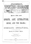The Illustrated sporting & dramatic news