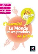 Pdf Le Petit Volum' - Le Monde et ses produits - Révision et entrainement Telecharger