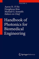 Handbook of Photonics in Biomedical Engineering