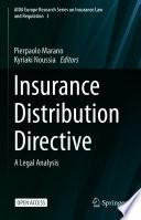 Insurance Distribution Directive