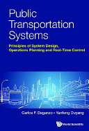 Pdf Public Transportation Systems: Principles Of System Design, Operations Planning And Real-time Control