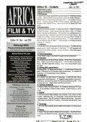 Africa Film Tv Magazine