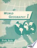 World Geography I