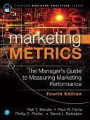 Cover of Marketing Metrics