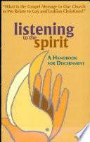 Listening To The Spirit Book PDF
