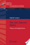 The Joint Spectral Radius Book