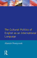 The Cultural Politics of English as an International Language [Pdf/ePub] eBook