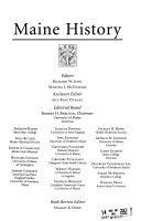 Maine History Book PDF