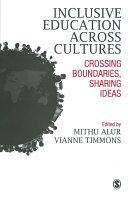 Inclusive Education Across Cultures