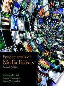 Fundamentals of Media Effects