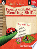 The Poet and the Professor: Poems for Building Reading Skills: Level 1