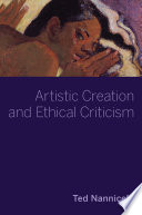 Artistic Creation and Ethical Criticism Book