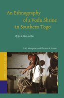 An Ethnography of a Vodu Shrine in Southern Togo