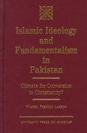 Islamic Ideology and Fundamentalism in Pakistan