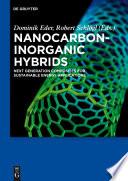 Nanocarbon Inorganic Hybrids
