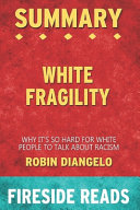 Summary of White Fragility Pdf/ePub eBook