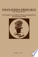 Emanations from Self  The Work of the It  Book
