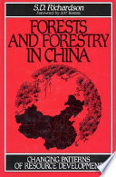 Forests And Forestry In China