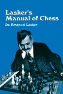 Lasker's Manual of Chess Pdf/ePub eBook