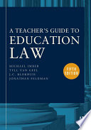 A Teacher s Guide to Education Law