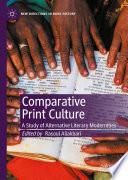 Comparative Print Culture