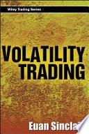 Volatility Trading    CD ROM Book