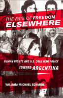 Pdf The Fate of Freedom Elsewhere