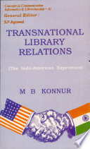 Transnational Library Relations